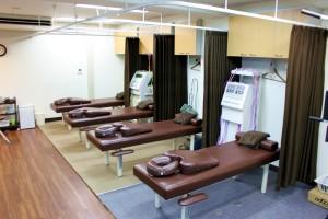 コブサン鍼灸院・接骨院内観⑤施術スペース